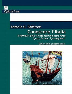 Conoscere L'Itali N/A 9783833446054 Front Cover