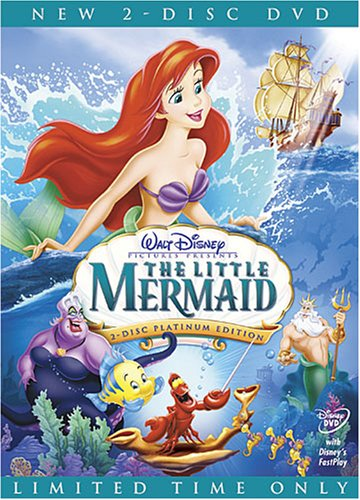 The Little Mermaid (Two-Disc Platinum Edition) System.Collections.Generic.List`1[System.String] artwork