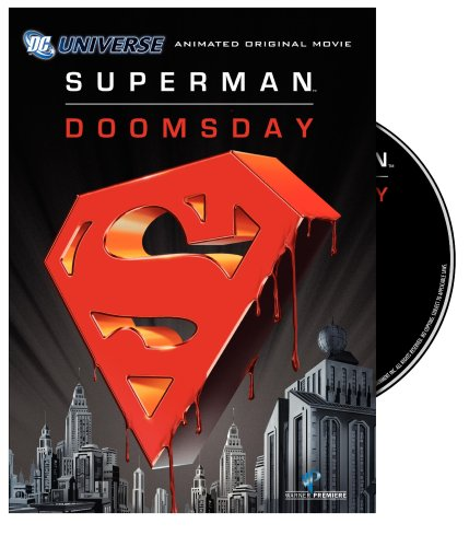Superman: Doomsday System.Collections.Generic.List`1[System.String] artwork
