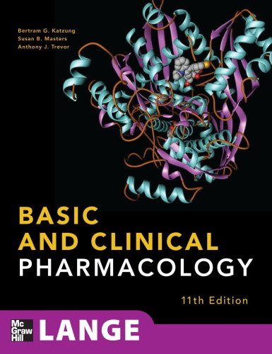 Basic and Clinical Pharmacology, 11th Edition  11th 2009 edition cover