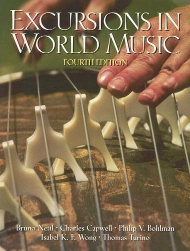 Excursions in World Music  4th 2004 (Revised) edition cover