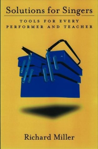 Solutions for Singers Tools for Performers and Teachers  2003 edition cover