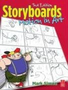Storyboards - Motion in Art  3rd 2007 (Revised) 9780240808055 Front Cover