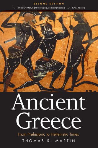 Ancient Greece From Prehistoric to Hellenistic Times 2nd 2013 edition cover