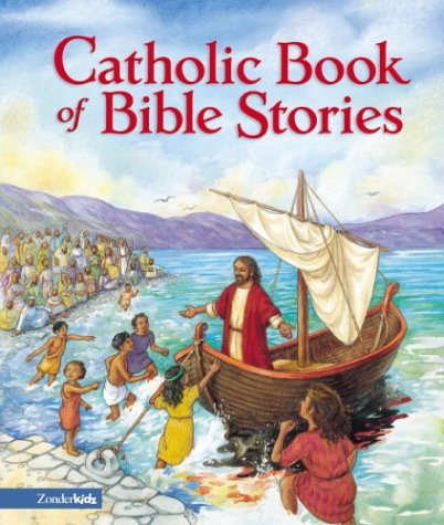 Catholic Book of Bible Stories   2004 edition cover