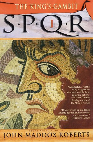 SPQR I: the Kings Gambit   2001 (Revised) edition cover