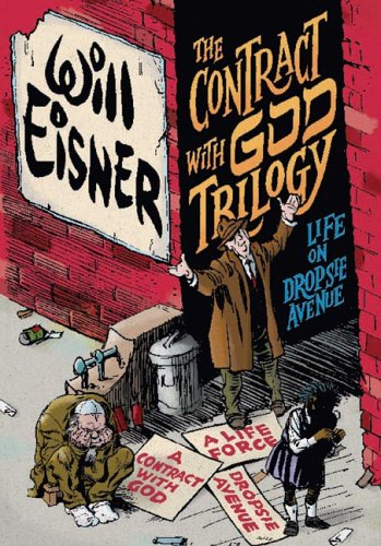 Contract with God Life on Dropsie Avenue  2005 edition cover