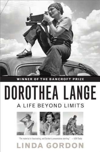 Dorothea Lange A Life Beyond Limits  2010 edition cover