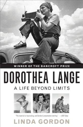 Dorothea Lange A Life Beyond Limits  2010 9780393339055 Front Cover