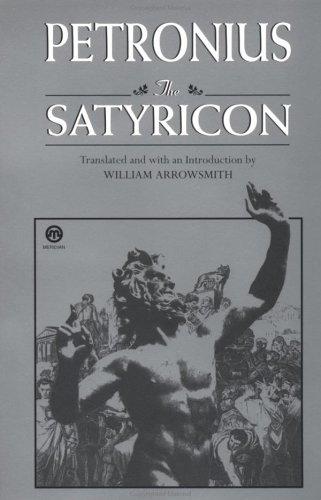 Satyricon  N/A edition cover