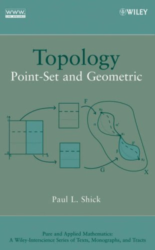 Topology Point-Set and Geometric  2007 edition cover