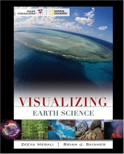 Visualizing Earth Science   2009 edition cover