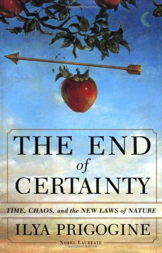 End of Certainty   1997 9780684837055 Front Cover