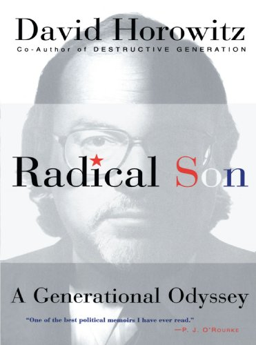 Radical Son A Generational Odyssey  1998 edition cover