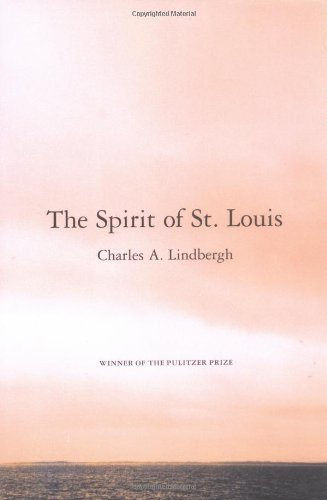 Spirit of St. Louis   2003 edition cover