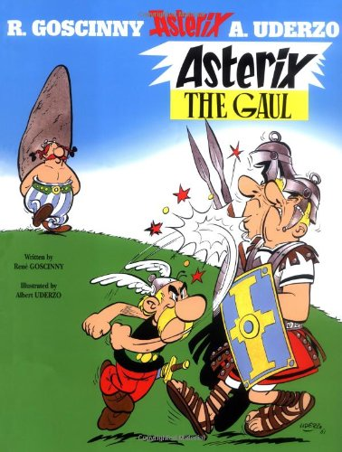 Asterix the Gaul   2005 edition cover