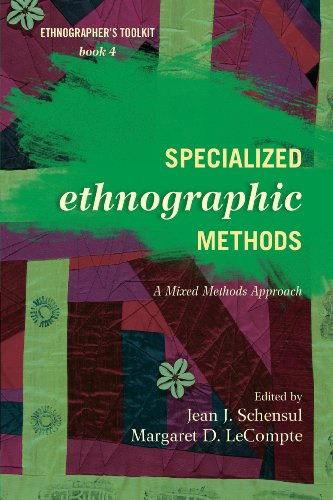 Specialized Ethnographic Methods A Mixed Methods Approach 2nd 2012 edition cover