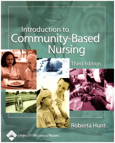 Introduction to Community-Based Nursing  3rd 2005 (Revised) edition cover
