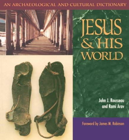 Jesus and His World An Archaeological and Cultural Dictionary N/A edition cover