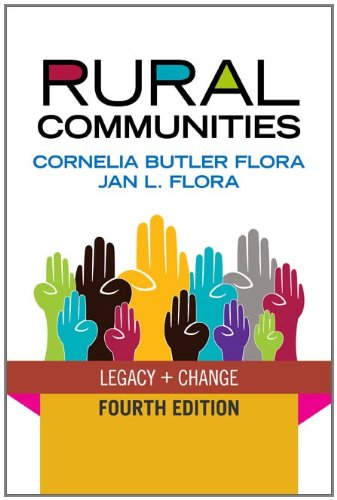 Rural Communities Legacy and Change 4th 2013 edition cover