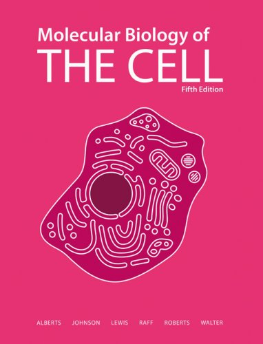 Molecular Biology of the Cell  5th 2007 (Revised) edition cover