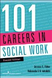 101 Careers in Social Work:   2014 edition cover