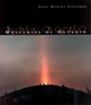 Mysteries of Ontario  N/A 9780888822055 Front Cover