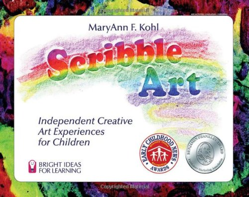 Scribble Art Independent Creative Art Experiences for Children 2nd 1994 (Revised) edition cover