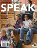 Speak  2nd 2015 (Student Manual, Study Guide, etc.) edition cover