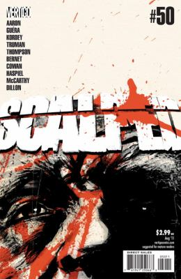 Scalped Knuckles Up  2012 9781401235055 Front Cover