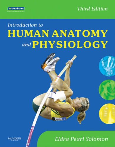 Introduction to Human Anatomy and Physiology  3rd 2009 edition cover
