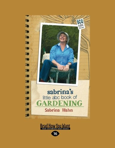Sabrina'S Little ABC Book of Gardening  0 edition cover