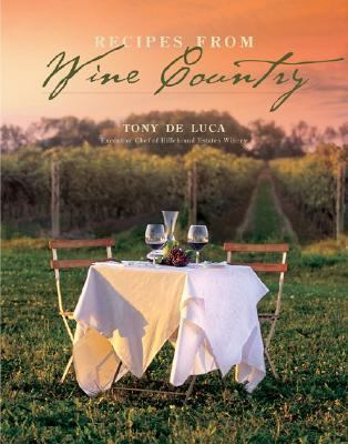 Recipes from Wine Country   2004 9781552856055 Front Cover