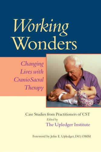 Working Wonders Changing Lives with CranioSacral Therapy  2005 9781556436055 Front Cover