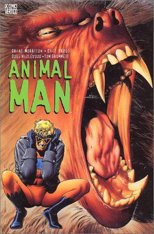 Animal Man   1991 (Revised) edition cover