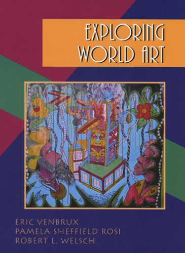 Exploring World Art   2006 9781577664055 Front Cover