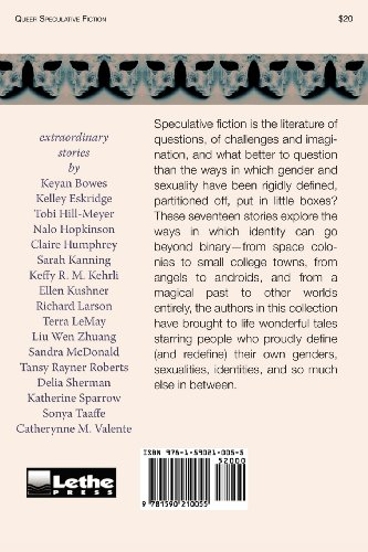 Beyond Binary Genderqueer and Sexually Fluid Speculative Fiction  2012 edition cover