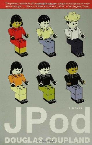 JPod  N/A edition cover