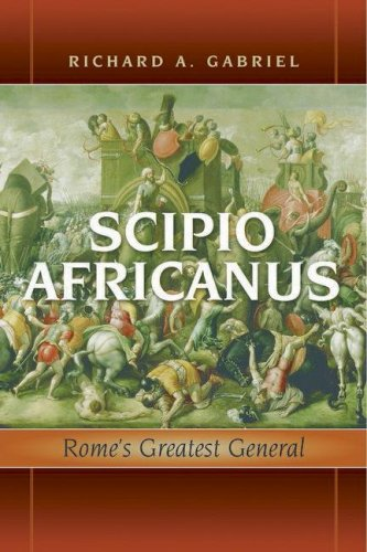 Scipio Africanus Rome's Greatest General  2008 edition cover