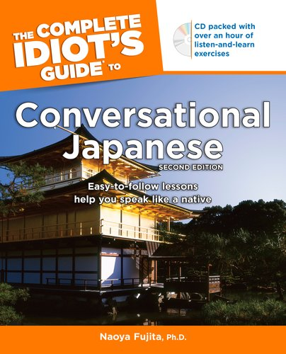 Conversational Japanese  2nd 2011 edition cover