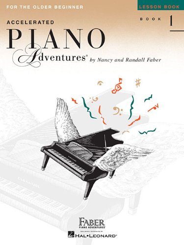 Accelerated Piano Adventures  N/A edition cover
