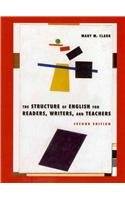 Structure of English for Readers, Writers, and Teachers, Second Edition 2nd edition cover