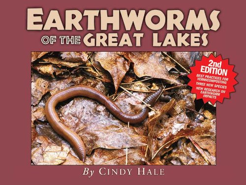 Earthworms of the Great Lakes:   2013 edition cover