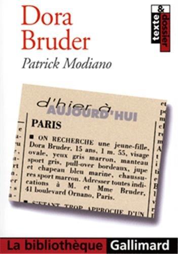 Dora Bruder  0 edition cover