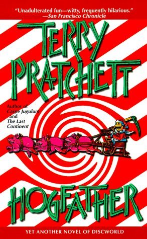 Hogfather   1996 edition cover