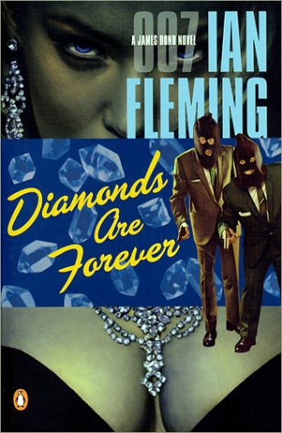 Diamonds Are Forever   1956 edition cover