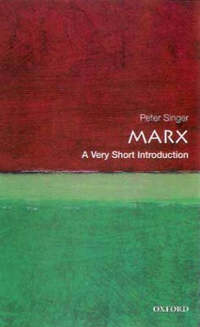 Marx   2000 edition cover