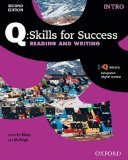 Reading and Writing  2nd 2015 (Student Manual, Study Guide, etc.) 9780194818056 Front Cover