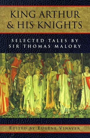 King Arthur and His Knights Selected Tales  1975 edition cover