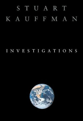 Investigations  N/A edition cover